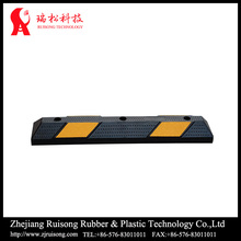 road safety wheel stopper rubber