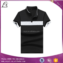 2017 jiangxi factory custom LOGO Hot sale good quality pima cotton polo shirt men wholesale polo design shirt