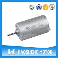 electric micro DC motor RS-555SH used for home appliance
