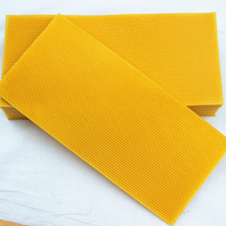 High quality Perfect bulk Beeswax foundation sheet ,beeswax comb foundation with natural beewax