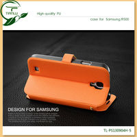 New Stand support Folio Wallet Leather Case For Samsung Galaxy S4 i9500