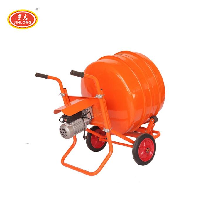 2.5m3 peso de cimento betoneira js750 240 v elétrico com balde