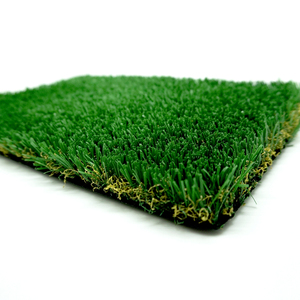 China Synthetic Lawn Mat Turf Plastic Grass For Garden Decoration