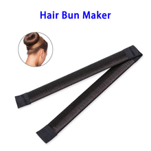 In Stock Now Beauty Magic Synthetic Wig Donuts Hair Bun Maker