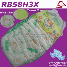 Disposable Stocklot Baby Diaper Manufacturers in Turkey Baby Pants Diaper