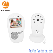 2.4GHz Digital portable video baby monitor night vision camera