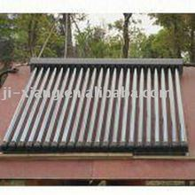 slope roof heat pipe solar collector in domestic use (SRCC, CE, SOLAR KEYMARK certificate)
