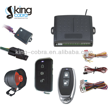 Competitive octupus car alarm systems with full function and stale quality