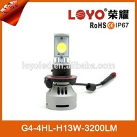 The latest design led head light 12V LED front headlight Led bicycle headlight