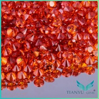 1 5mm Vermilion Color Round Shape