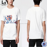 Fashion clothes plain men's t shirts from China.