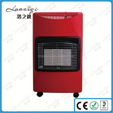 Top selling flame gas standing portable indoor butane heater