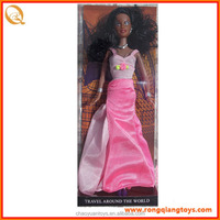 Brand new america doll black doll with high quality DO6471099H