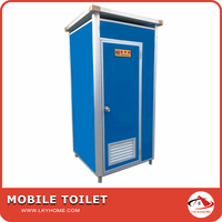 Modern and Beautiful SGS Certification portable toilet hire yarra valley