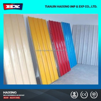 color galvalume roofing sheet cheap price