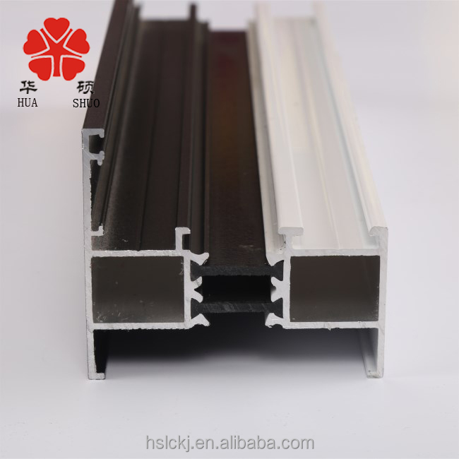 Factory direct sale table aluminium frame wall glass partition