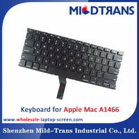 Hot Selling white/black color Laptop Keyboard for Apple Mac A1466 US language