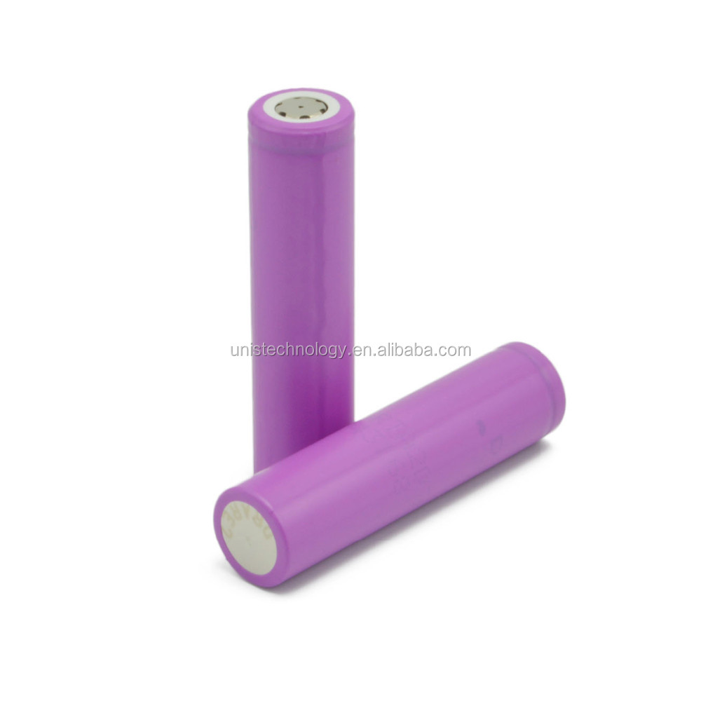 In stock !!! Original 16650 3.7V 2450mAh Li-ion rechargeable battery cell Sanyo UR16650ZTA 2500mAh 3.7V li-ion battery cell