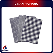 China manufacturer OEM best quality super absorbent bacteriostatic pure linen cloth