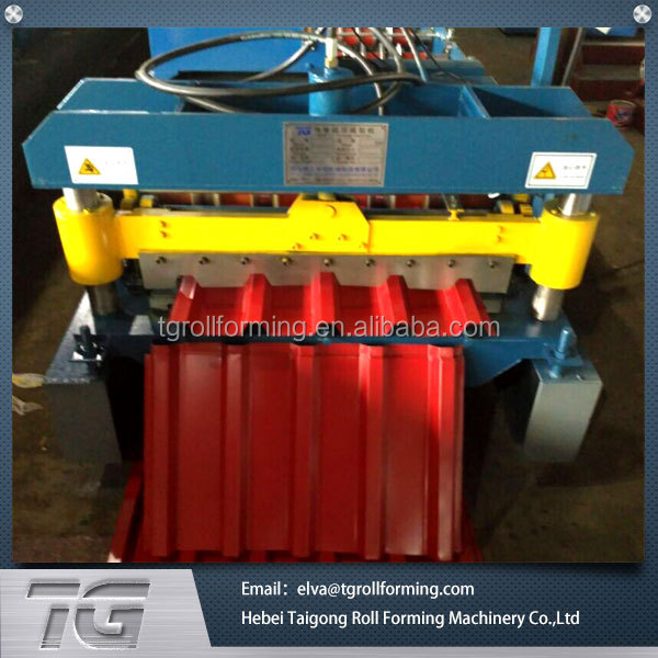 Hot Sale Automatic mobile roll forming machine