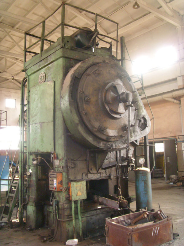 Hot forging press K864(analogue of K8542)