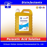 Peracetic Acid Solution / Disinfectant for veterinary / Poultry farm disinfectant
