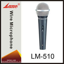 Lane LM-510 Classic Dynamic professional wired microphone