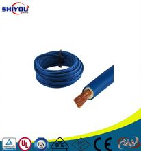YC YH heavy duty sheathed electric rubber welding cable