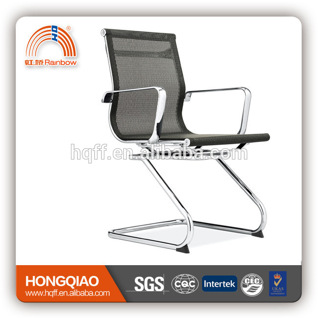 CV-F10B BIFMA conference chair steel frame mesh office chair