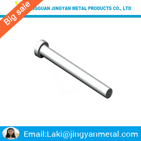 FADC straight ejector pin for plastic mold