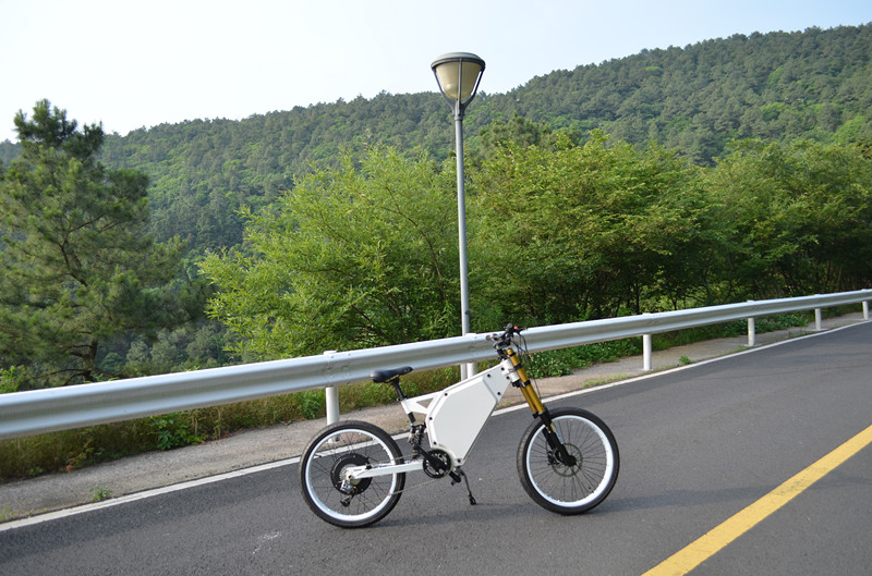 2016 500w brushless gearless motor ebike electric enduro bike for sale