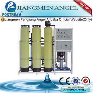 Angel reverse osmosis drinking water demineralized water equipment