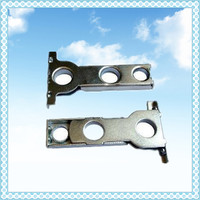 Stainless Steel OEM Customized sheet metal stamping bracket with welding