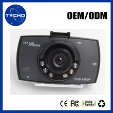 Double Camera 360 Degree Car DVR Night Vision 1080P Car Camcorder DVR Full HD Video Recorder DVR