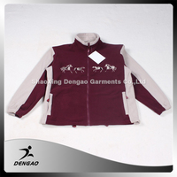 New design breathable sports top coat