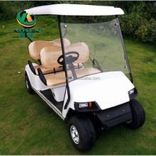 250cc 6 Seats Gas Powered Golf Cart 4 wheel Sightseeing Vehicle for Sale