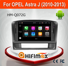 Hifimax Android 7.1 Car DVD For Opel Astra J(2010-2013)With GPS Car Navigation Multimedia With 2G RAM Quad Core WIFI 3G INTERNET