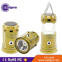 Li Battery Led Solar Lantern With