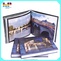 romantic photo album printing/hardcover nude girls photo album suppliers