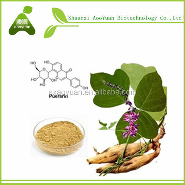 Pueraria lobata Extract from 3W Manufacturer