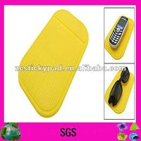 2012 PU Gel Strong Stickness Anti Non Slip Cell phone Pad