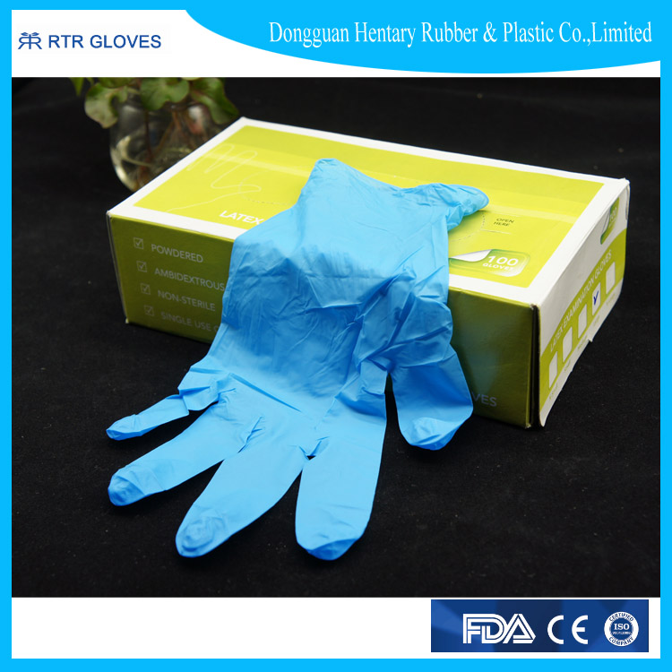 Hot selling nitrile glove for automobile industry using wholesale online