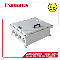 Chinese factory oem BJX51 explosion proof junction box(IIB IIC DIP)