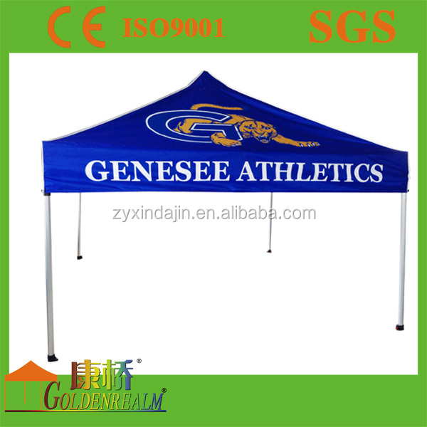 easy up folding/gazebo advertising tent