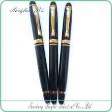 2016 Luxury metal designed Featured roller pen with metal pen