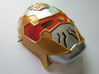resin cosplay masks
