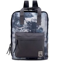 Oil painting old style bag backpack vintage backpack