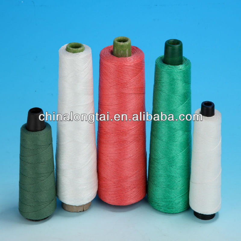 100% cotton sewing thread from sewing factory