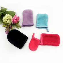 Factory outlet eraser clean magic make up remove glove