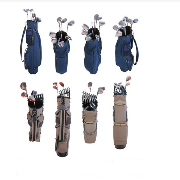 Leather for Fashion Golf Bag Customizing Production for Personal Golf Leather Products CE Standard Leather